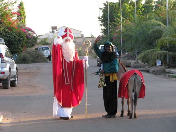 Saint Nicolas Burkina Faso